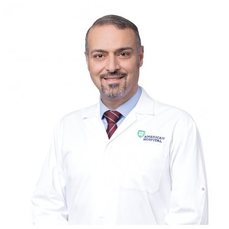 دكتور  فراس الخطيب أخصائي المخ و الأعصاب