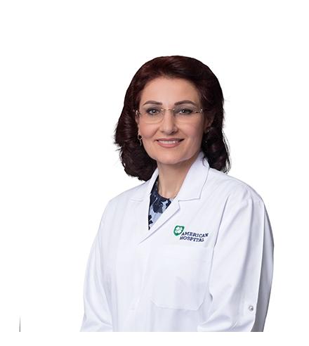 دكتور  فريا رمزي بيرداود جراح عام