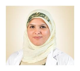 دكتور  جنا محمود أبو زهري دكتور الأمراض الجلدية