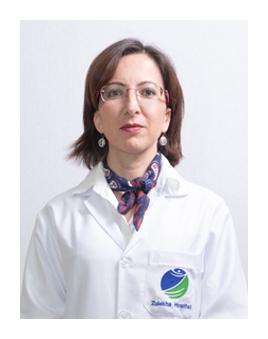 Dr.  Gulben Efes Pediatrician