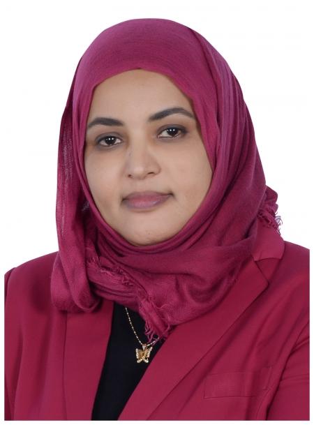 Dr.  Hiba Mohammed Pediatric Neurologist