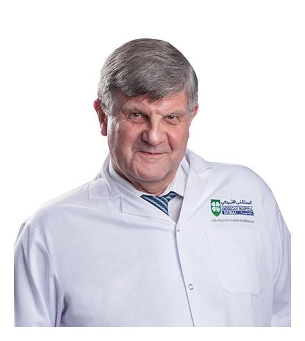 Dr.  Hubert K. Penninckx Endocrinologist
