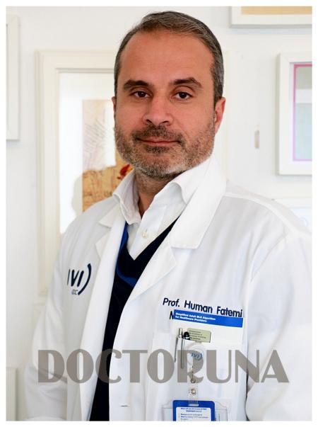 بروفيسوردكتور  هومان فاطمي إستشاري العقم