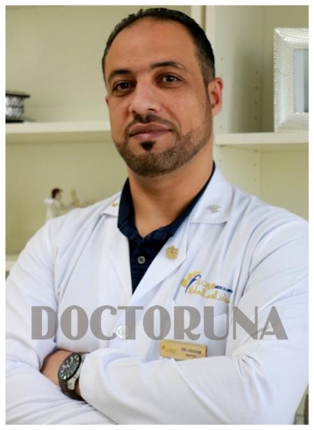 دكتور  حسام خلف دكتور أسنان