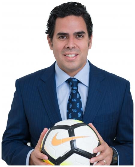 Dr.  Jaime Figueroa Conde Sports Medicine Specialist