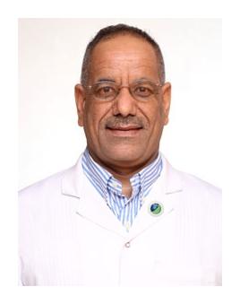 Dr.  Kareem Kamil Mohammed Nephrologist
