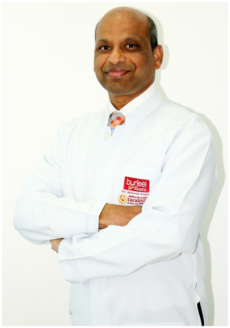 Dr.  KP Meda Orthopedic Surgeon