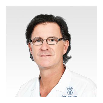 دكتور  لويس غافن جراح الوجه والفكين