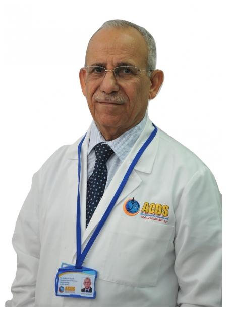 دكتور  مكي فياض دكتور الامراض الباطنية -الجهاز الهضمي والكبد