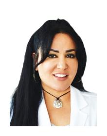 دكتور  منار العزيزي دكتور الأمراض الجلدية