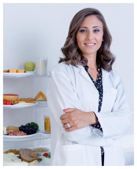 مايا قبيسي أخصائي التغذية