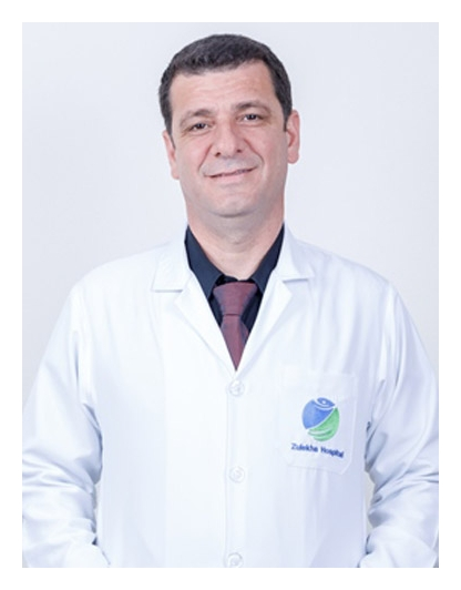 Dr.  Mazen Salowm Pediatric Surgeon