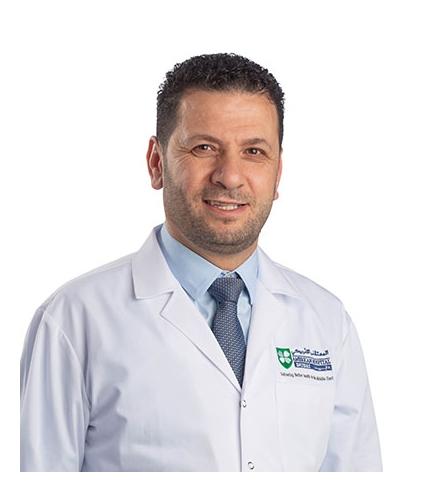دكتور  مازن زويهد دكتور الأمراض الصدرية