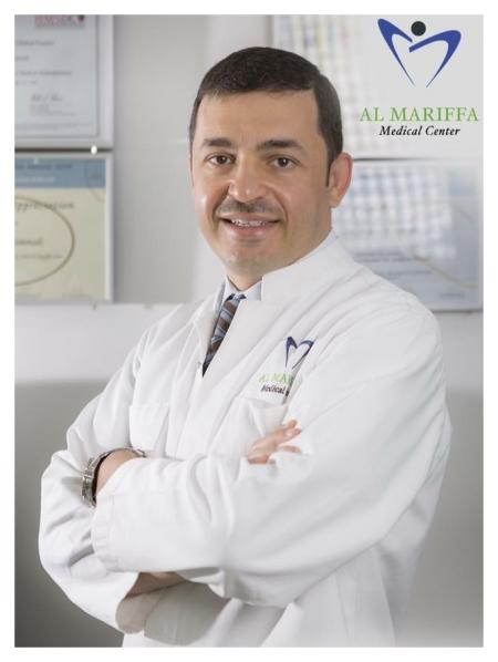 دكتور  مازن حمادي أخصائي تقويم الأسنان