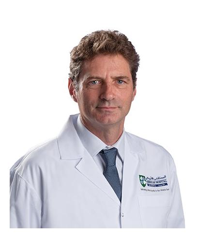 دكتور  مايكل اكشتاين دكتور عيون