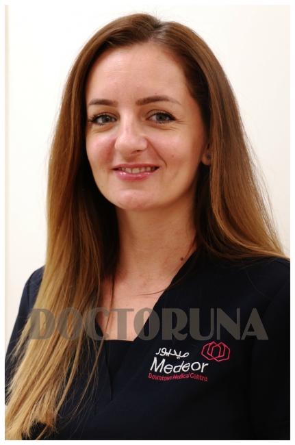 ميليسا أندلكوفيك أخصائي العلاج الطبيعي