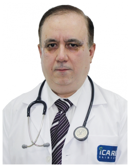 Dr.  Mir Nizam Ali Khan General Practitioner (GP)