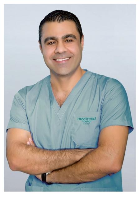 دكتور  محمد بشير دكتور أسنان