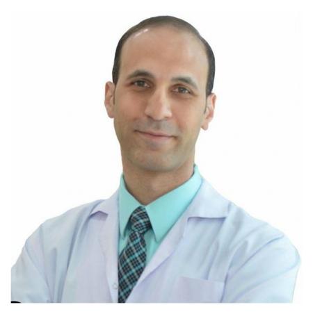 Dr.  Mohammad Al Sayyed Orthopedic Surgeon