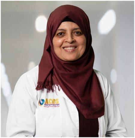 Dr.  Nagwa Ali Rheumatologist