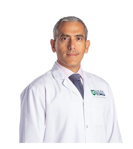 دكتور  نعيم عون دكتور الأمراض الصدرية