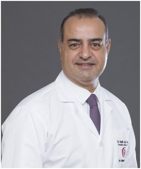 Dr.  Rafik Abu Samra Cardiothoracic Surgeon (Heart Surgeon)