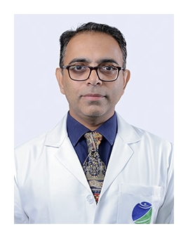 Dr.  Ravi Dadlani Neurosurgeon