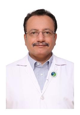 دكتور  صلاح الدين الغوطي جراح الأطفال