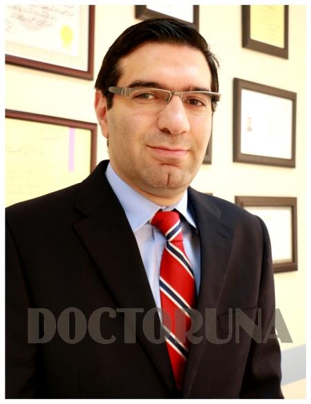 Dr.  Samer Makhoul Psychiatrist