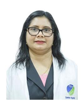 Dr.  Sheela Prince General Surgeon