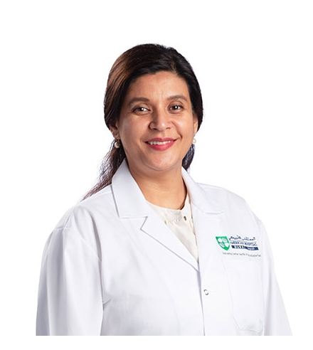 Dr.  Sonal Arjuna Radiologist
