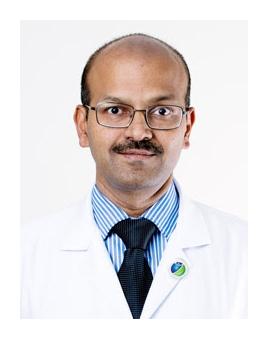 دكتور  سريدار كالياناسوندرام طبيب الأطفال حديثي الولادة