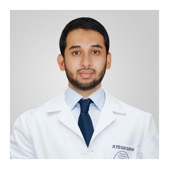 دكتور  سيد سعد قريشي دكتور عام