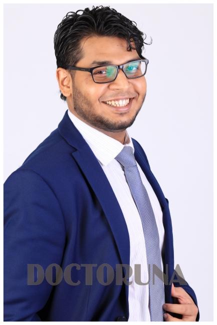 Dr.  Taha Masud Dentist