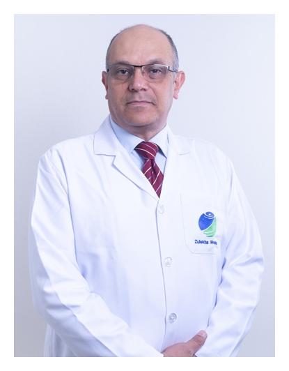 Dr.  Yasser Menaissy Cardiothoracic Surgeon (Heart Surgeon)
