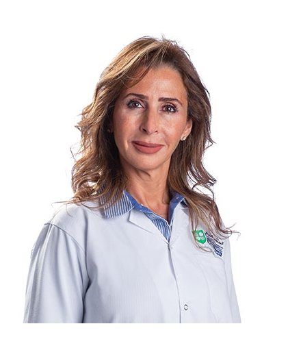 Dr.  Zainab Alani Internist