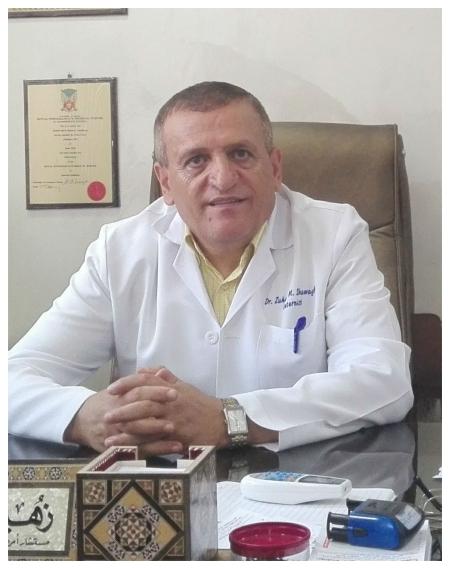 دكتور  زهير شواقفة دكتور باطنية